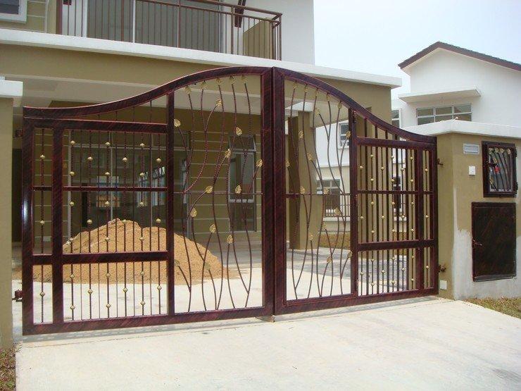 Design Gate Vardhman Steel Farication Contractor In Mumbai 9890844496  Vasai