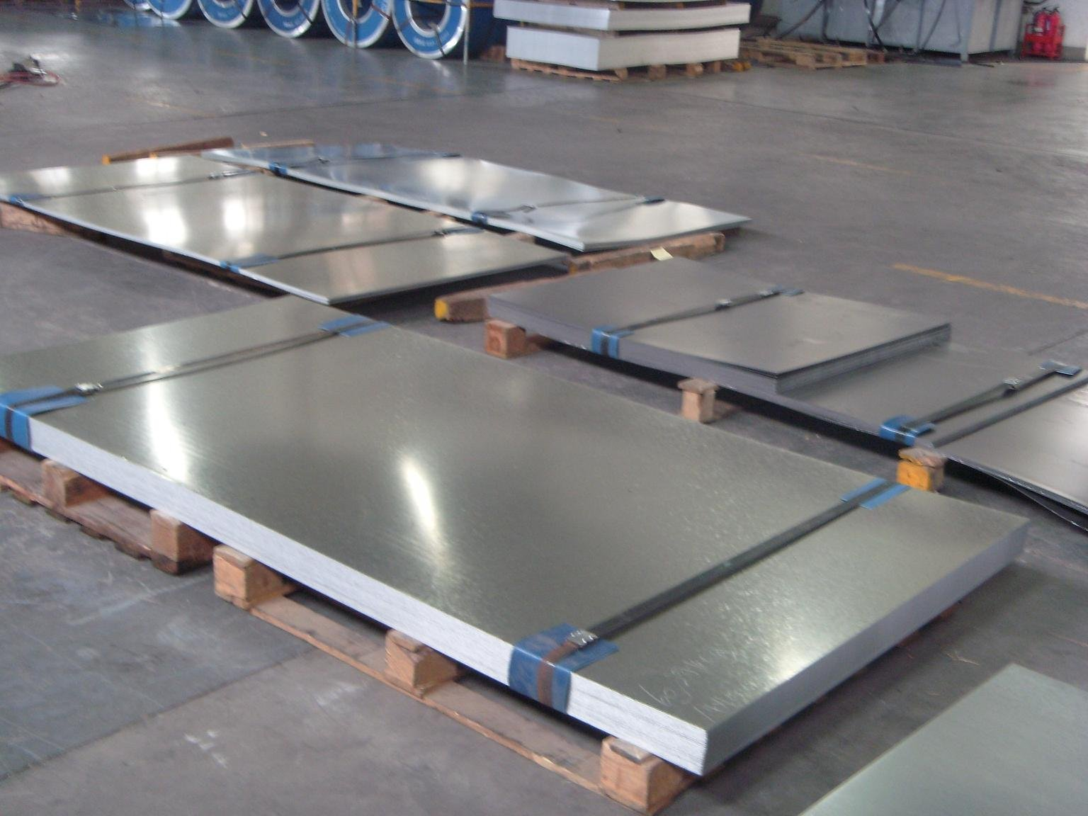 Vardhman-Galvanized Sheet