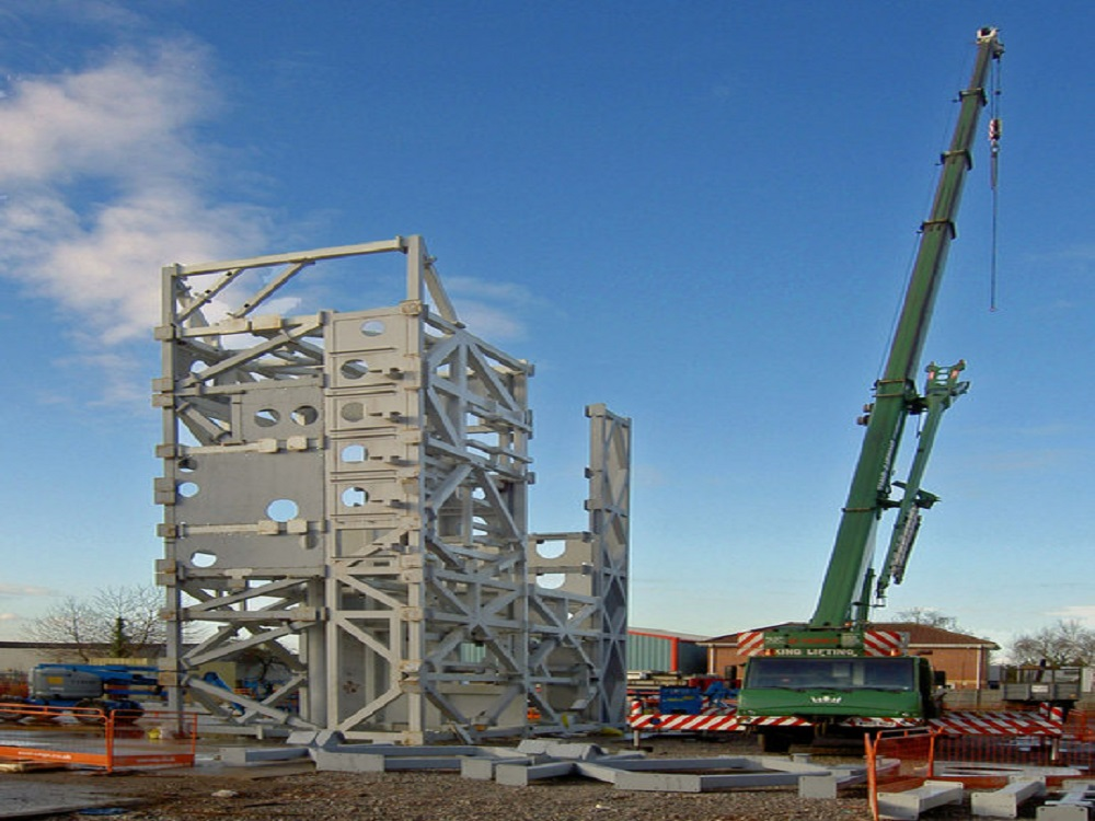 Vardhman-Heavy Structural Fabrication And Erection