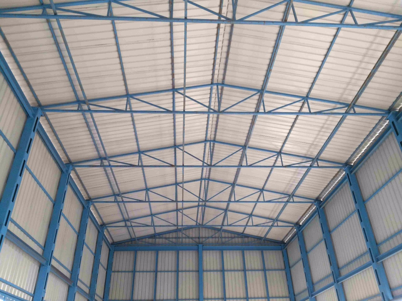 Vardhman-Roofing Fabrication