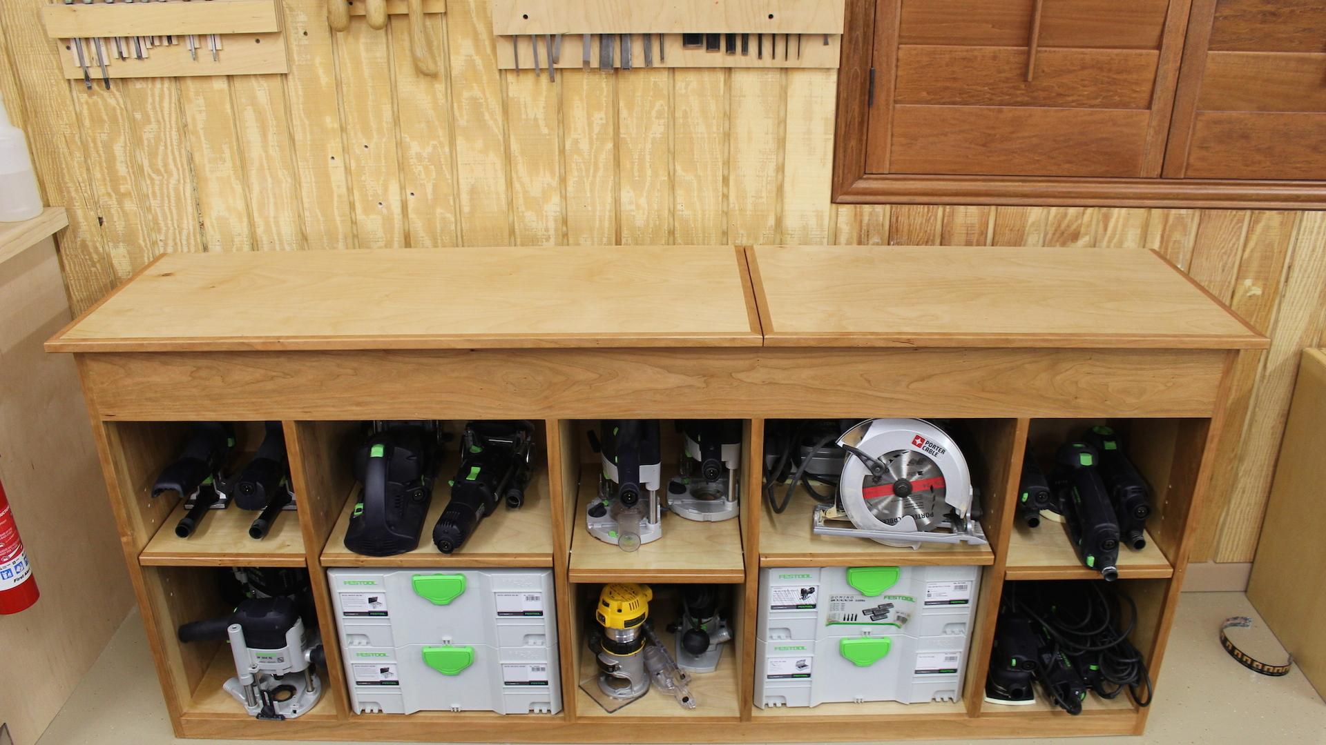 Tools Strorage Cabinet