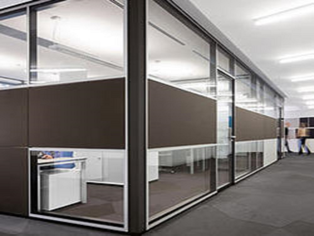 Vardhman-Office Cabin Partition